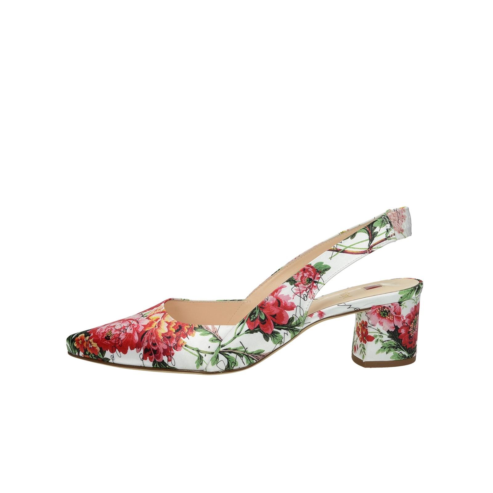 f9572b4bc70cf Högl dámske štýlové sandále s kvetovým motívom - multicolor   104616 ...
