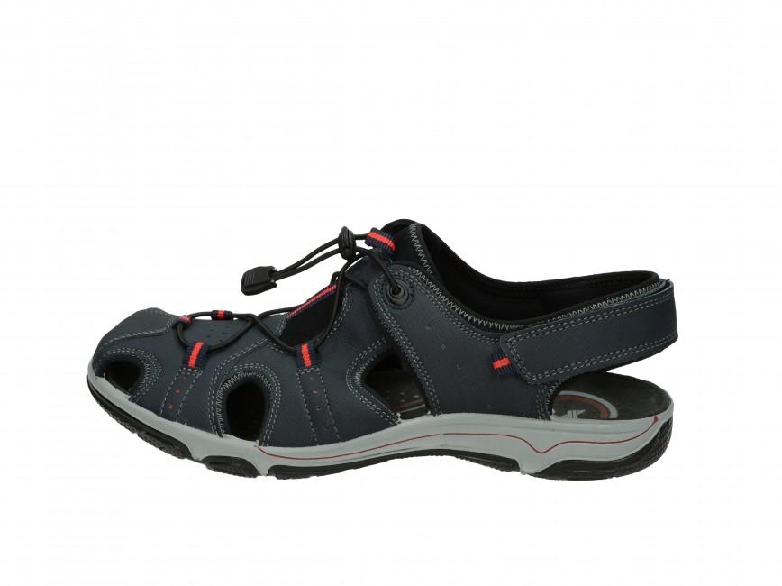 d9f75c7b8955 Imac pánske športové sandále - modré Imac pánske športové sandále - modré  ...