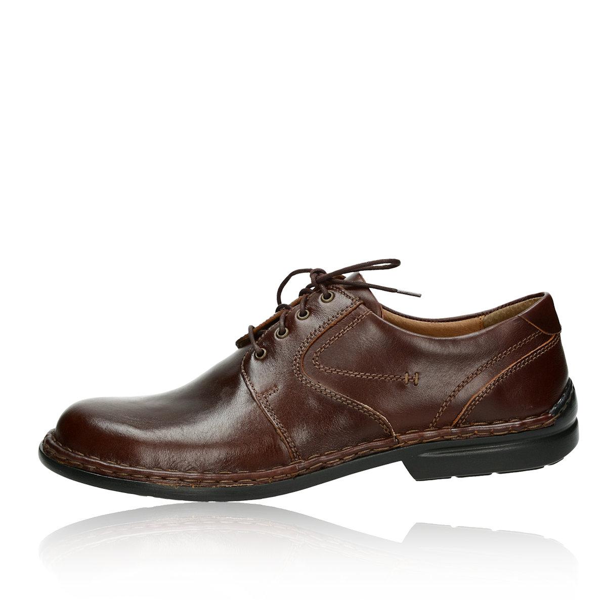 21dfee5b3 Josef Seibel pánske topánky - hnedé Josef Seibel pánske topánky - hnedé ...