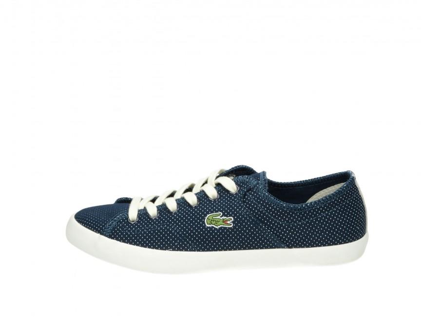 Lacoste dámske tenisky - modré Lacoste dámske tenisky - modré ... 2f874c6149