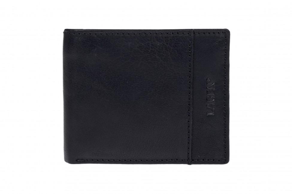 Lagen pánska kožená peňaženka - čierna Lagen pánska kožená peňaženka -  čierna ... e0428463047