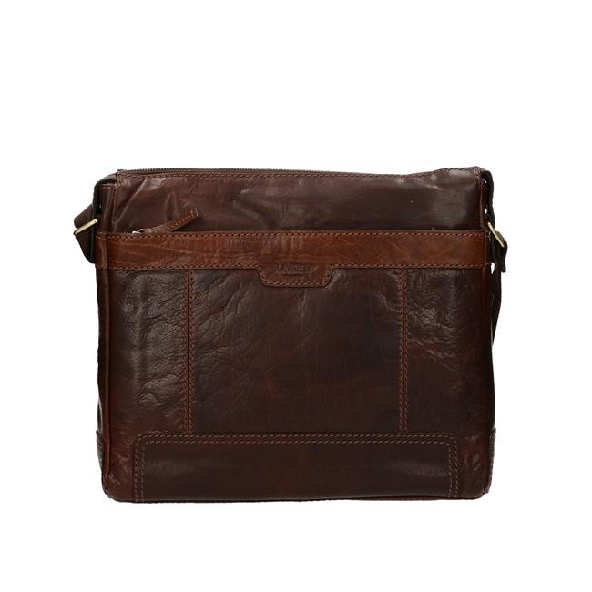 Lagen pánska praktická taška - hnedá