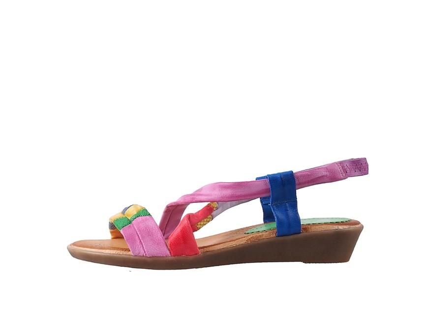 8de9577c6d93 Marila dámske sandále - multicolor Marila dámske sandále - multicolor ...