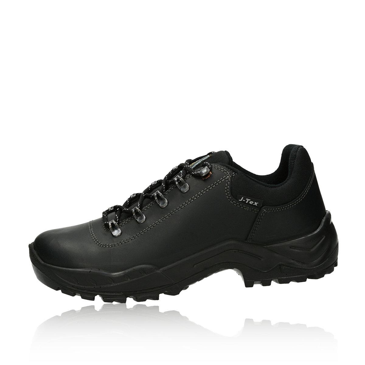 54442fefeb05b M&G pánske trekingové tenisky - čierne M&G pánske trekingové tenisky -  čierne ...