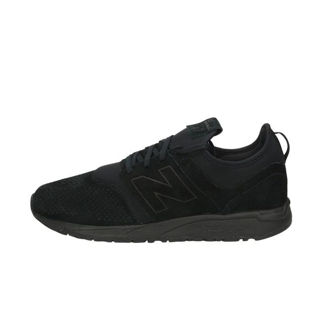 ... New Balance pánske štýlové tenisky - čierne ... ad9296faebd