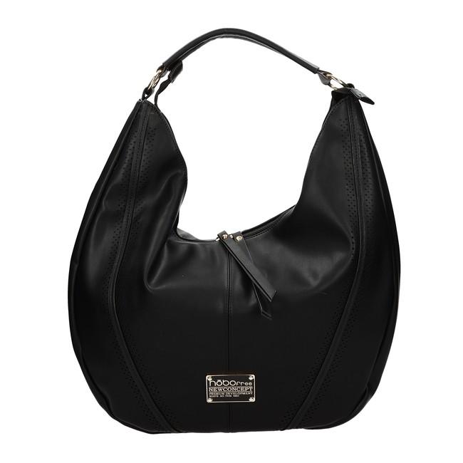 Nóbo dámska elegantná kabelka - čierna Nóbo dámska elegantná kabelka -  čierna ... 7e4398aea1f