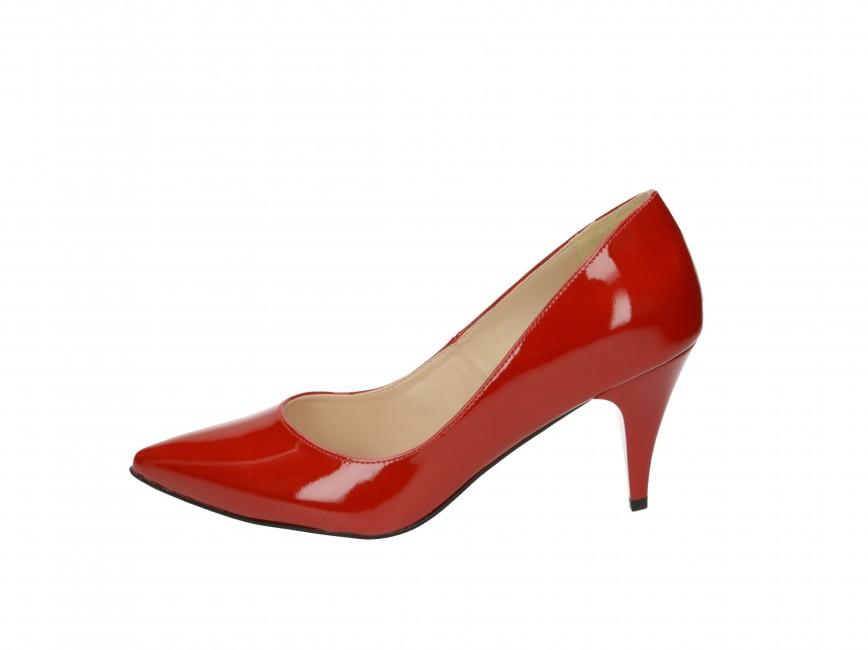 31333671e54 Olivia shoes dámske lodičky - červené Olivia shoes dámske lodičky - červené  ...