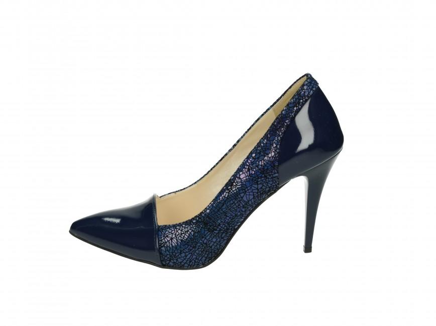306198a9ef56 ... Olivia shoes dámske lodičky - modré ...