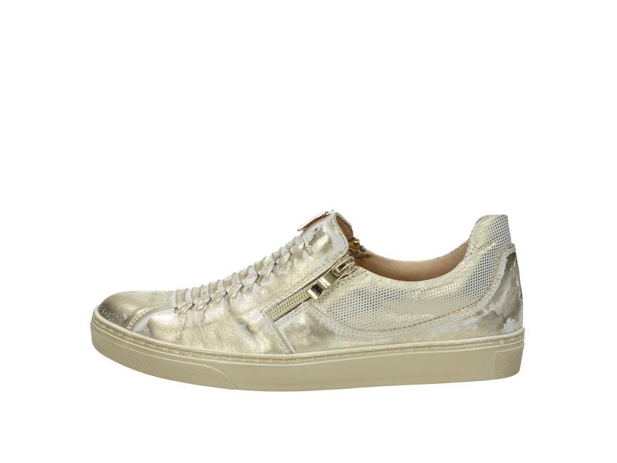 6ea586396ea7 ... Olivia shoes dámske tenisky - zlaté ...