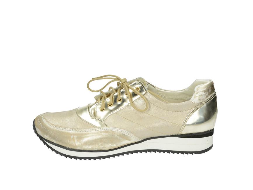 Olivia shoes dámske tenisky - zlaté e9d5a6f76ad