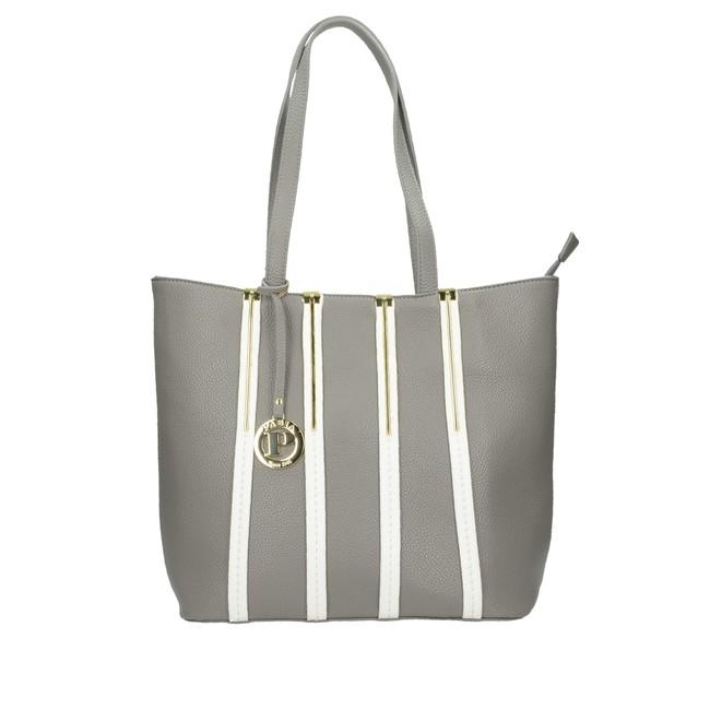 Pabia dámska kabelka - šedá Pabia dámska kabelka - šedá ... 6e58f7d3fe6