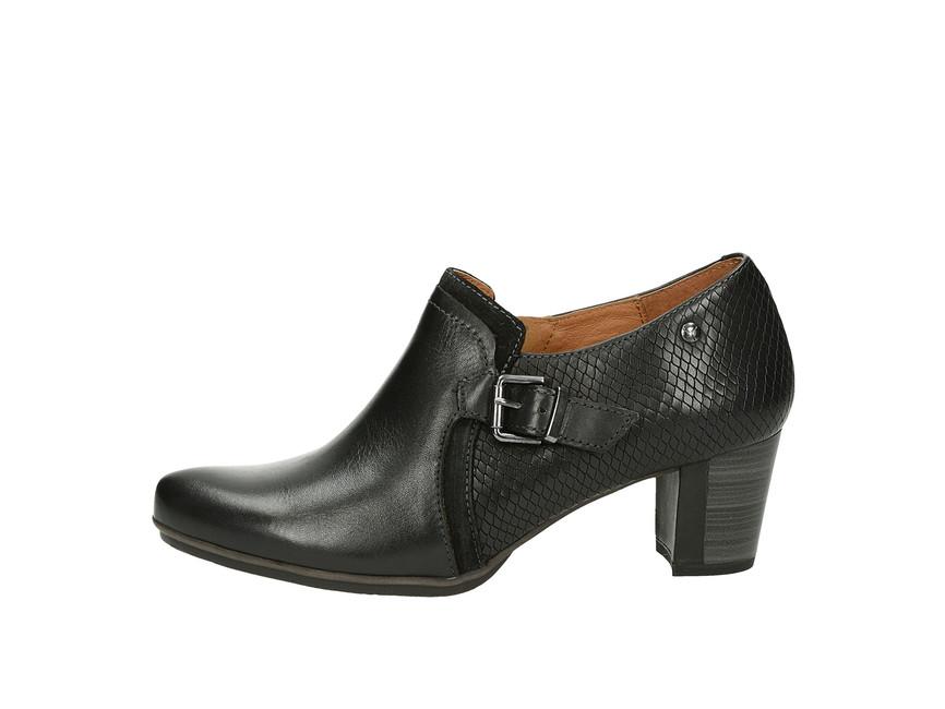 0ca4e1d64d8 Pikolinos dámske módne poltopánky - čierne Pikolinos dámske módne poltopánky  - čierne ...