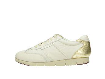 Aerosoles dámske kožené sneakery - béžové