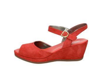Aerosoles dámske sandále - červené