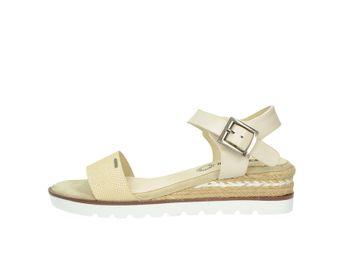 Big Star dámske sandále - béžové