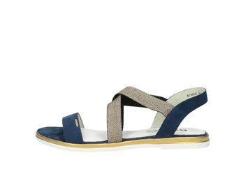 Big Star dámske štýlové sandále - modré