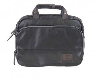 Laptopová taška - čierna