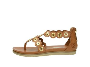 Bugatti dámske sandále - hnedé