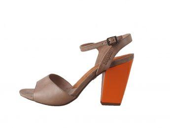 Bugatti dámske béžové sandále
