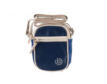 Bugatti modrá crossbody taška