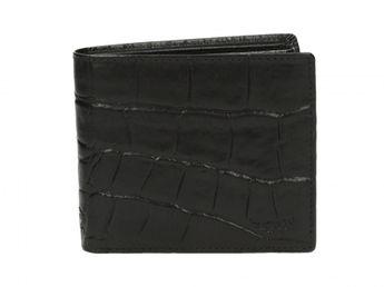 Bugatti pánska peňaženka - čierna