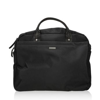 Bugatti pánska pracovná taška - čierna