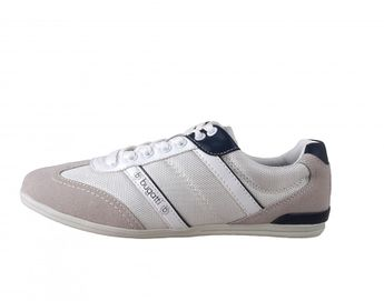 Bugatti pánske biele sneakery