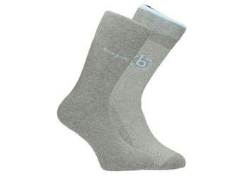 Bugatti pánske klasické ponožky - vzorované