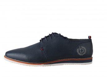 Bugatti pánske letné topánky - modré
