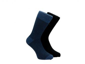 Bugatti pánske ponožky -vzorované
