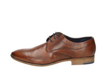 Bugatti pánske spoločenské topánky - hnedé
