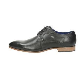 Bugatti pánske topánky -- čierne