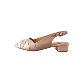 Caprice dámske béžové sandále