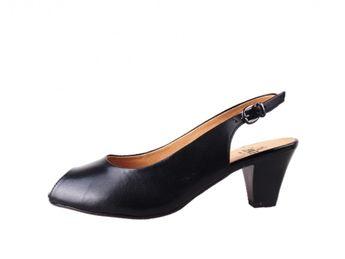 Caprice dámske čierne sandále