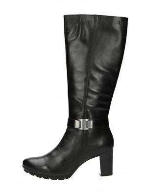 Caprice dámske čižmy - čierne