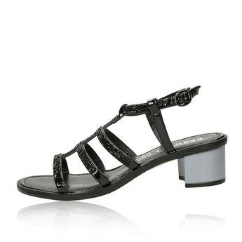 Cerutti dámske sandále - čierne