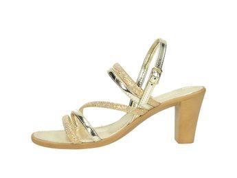Cerutti dámske sandále - zlaté