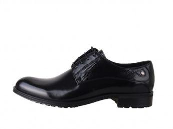 Conhpol pánske celoročné topánky - čierne