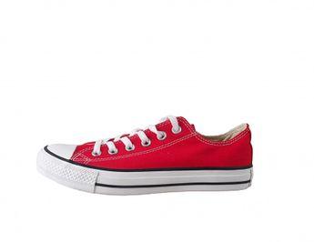 Converse dámske látkové tenisky - červené