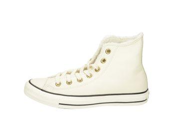 Converse dámske členkové tenisky - biele