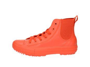 Converse dámske členkové tenisky - oranžové