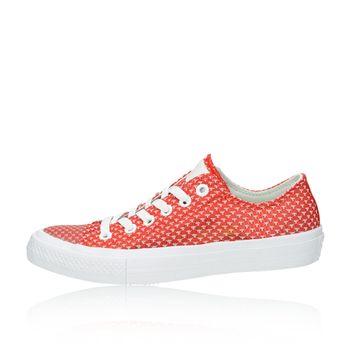 Converse dámske letné pohodlné tenisky - červené