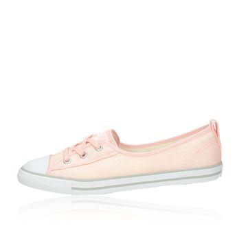 Converse dámske letné pohodlné tenisky - ružové