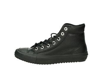 Converse dámske štýlové kotníky - čierne
