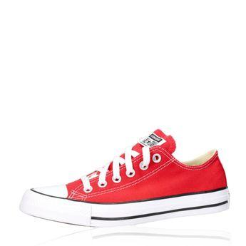 Converse dámské štýlové platené tenisky - červené