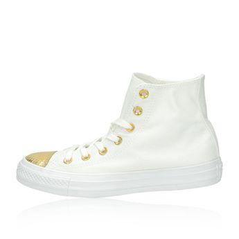 Converse dámske tenisky - bielozlaté