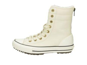 Converse dámske zimné tenisky - biele
