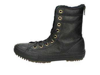 Converse dámske zimné tenisky - čierne