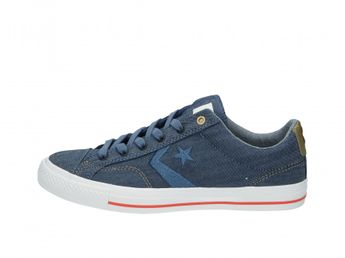 Converse pánske štýlové tenisky - modré