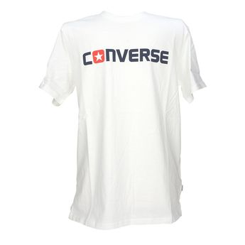 Converse pánske tričko - biele